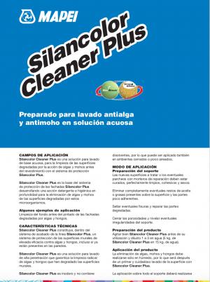 Productos para saneamiento de edificios de albañilería