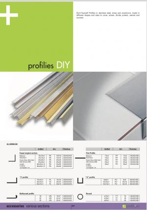 DIY Profiles